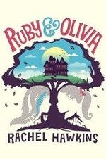 Book cover of RUBY & OLIVIA