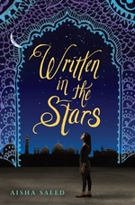 Book cover of WRITTEN IN THE STARS