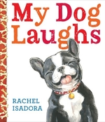 Book cover of MY DOG LAUGHS