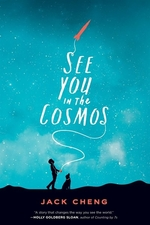 Book cover of SEE YOU IN THE COSMOS