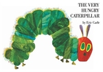 Book cover of VERY HUNGRY CATERPILLAR