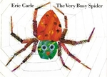 Book cover of VERY BUSY SPIDER