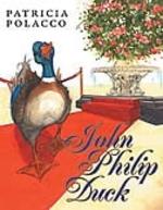 Book cover of JOHN PHILIP DUCK