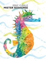 Book cover of MISTER SEAHORSE