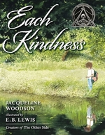 Book cover of EACH KINDNESS