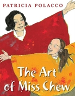 Book cover of ART OF MISS CHEW