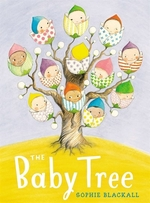 Book cover of BABY TREE