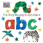 Book cover of VERY HUNGRY CATERPILLAR'S ABC