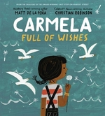 Book cover of CARMELA FULL OF WISHES