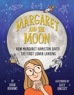 Book cover of MARGARET & THE MOON