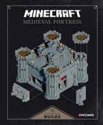 Book cover of MINECRAFT EXPLODED BUILDS MEDIEVAL FORES