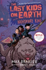 Book cover of LAST KIDS ON EARTH 03 NIGHTMARE KING