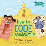 Book cover of HT CODE A SANDCASTLE
