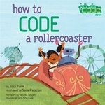 Book cover of HOW TO CODE A ROLLEROASTER
