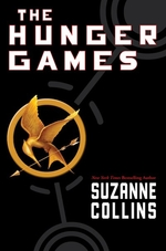 Book cover of HUNGER GAMES