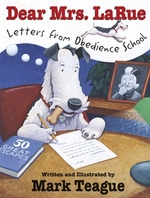 Book cover of DEAR MRS LARUE LETTERS FROM OBEDIENCE SC