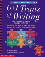 Book cover of 6 PLUS 1 TRAITS OF WRITING
