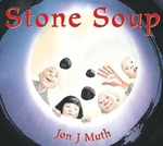 Book cover of STONE SOUP