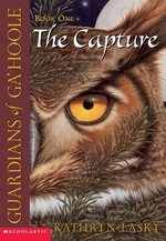 Book cover of GUARDIANS OF GA'HOOLE 01 CAPTURE