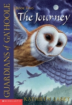 Book cover of GUARDIANS OF GA'HOOLE 02 JOURNEY