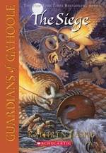 Book cover of GUARDIANS OF GA'HOOLE 04 SIEGE