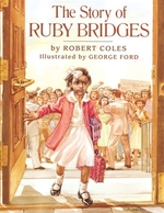 Book cover of STORY OF RUBY BRIDGES