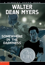 Book cover of SOMEWHERE IN THE DARKNESS