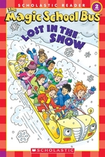 Book cover of MAGIC SCHOOL BUS LOST IN THE SNOW