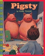Book cover of PIGSTY