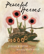 Book cover of PEACEFUL HEROES