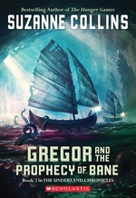 Book cover of GREGOR 02 & THE PROPHECY OF BANE
