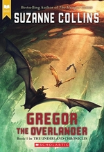 Book cover of GREGOR 01 THE OVERLANDER