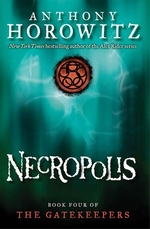Book cover of GATEKEEPERS 04 NECROPOLIS