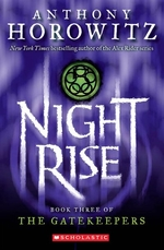 Book cover of GATEKEEPERS 03 NIGHTRISE