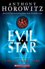 Book cover of GATEKEEPERS 02 EVIL STAR