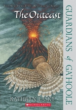 Book cover of GUARDIANS OF GA'HOOLE 08 OUTCAST