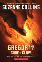 Book cover of GREGOR 05 & THE CODE OF CLAW