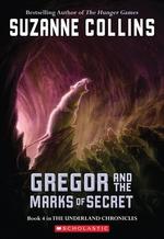 Book cover of GREGOR 04 & THE MARKS OF SECRET