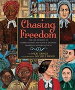 Book cover of CHASING FREEDOM THE LIFE JOURNEYS OF HA