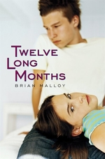 Book cover of 12 LONG MONTHS