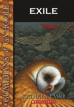 Book cover of GUARDIANS OF GA'HOOLE 14 EXILE