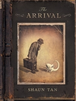 Book cover of ARRIVAL