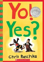 Book cover of YO YES