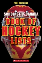 Book cover of BOOK OF HOCKEY LISTS