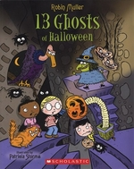 Book cover of 13 GHOSTS OF HALLOWEEN