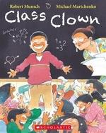 Book cover of CLASS CLOWN