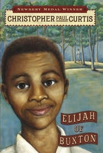 Book cover of ELIJAH OF BUXTON