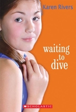 Book cover of WAITING TO DIVE