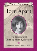 Book cover of DC - TORN APART
