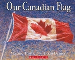 Book cover of OUR CANADIAN FLAG